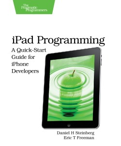 iPad Programming book cover
