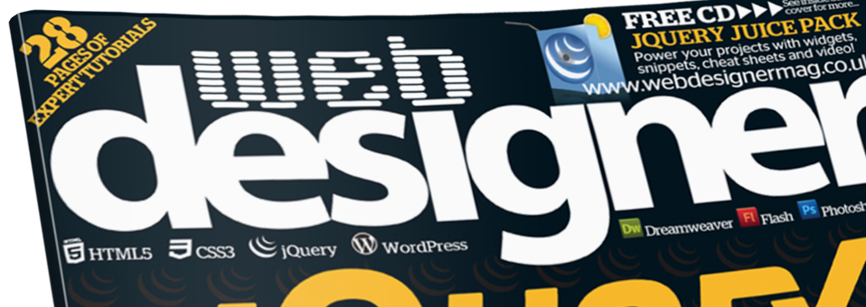 Learn JavaScript with Web Designer Magazine