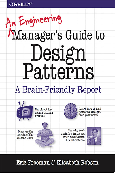 Managers Guide to Design Patterns Cover