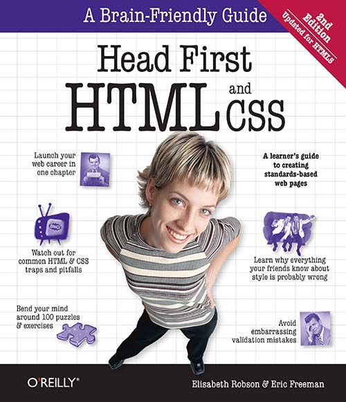 Head First JavaScript Programming Cover