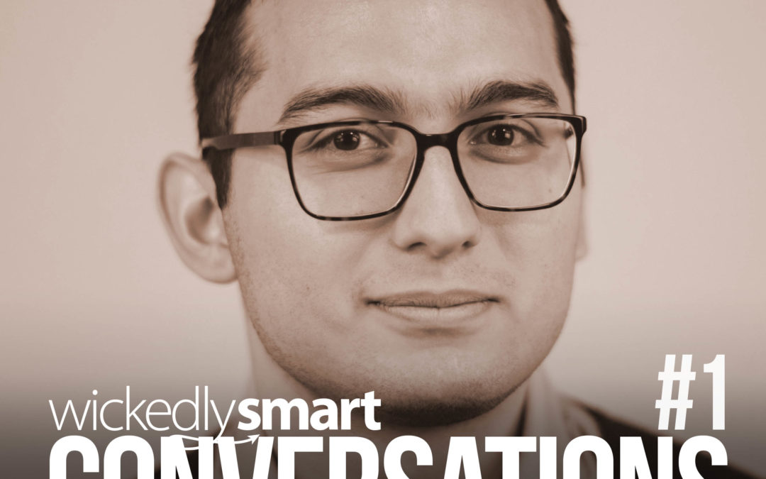 Episode 1: A Conversation with Jose Aguinaga