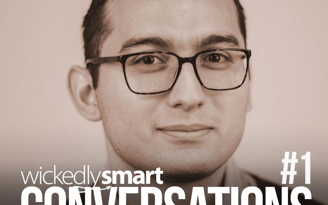 Episode 1: A Conversation with Jose Aguinaga